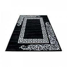 Ayyildiz Kusový koberec Miami 6620 black