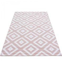 Ayyildiz Kusový koberec Plus 8005 pink