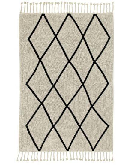 Lorena Canals Ručně tkaný kusový koberec Bereber Beige 140x200