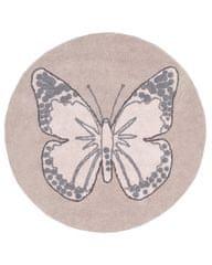 Lorena Canals Ručně tkaný kusový koberec Butterfly