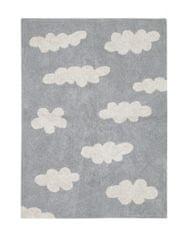 Lorena Canals Pro zvířata: Pratelný koberec Clouds Grey