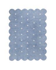 Lorena Canals Ručně tkaný kusový koberec Biscuit Blue