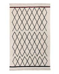 Lorena Canals Ručně tkaný kusový koberec Bereber Crisscross