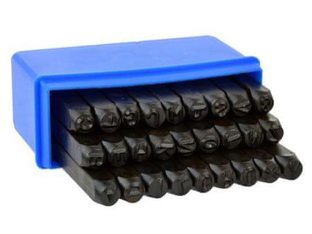 GEKO Numeratory litery 6mm/27el. (10/20)