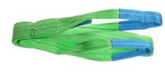 Kerbl Zvedací pás 2vrstvý 2mx6cm nosnost 2t/4t