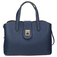 Elegantní dámská kabelka v granátové barvě