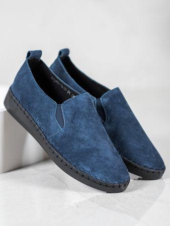 Női tornacipő 57947, kék árnyalat, 36
