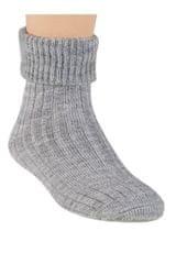 Dámské ponožky 067 light grey