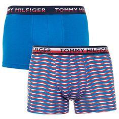 Tommy Hilfiger 2PACK pánské boxerky vícebarevné (UM0UM01233 014)