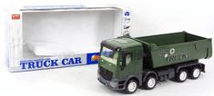 ICOM Vojenské nákladní auto se sklápěčem na setrvačník 33cm