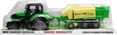 ICOM Traktor s přívěsem na setrvačník 53 cm