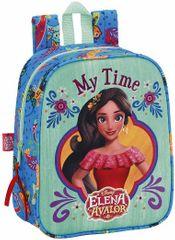 Safta Dětský batoh Elena z Avaloru 27cm tyrkysový