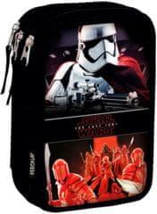 PERONA Třípatrový penál Star Wars II plný
