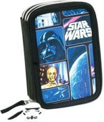 PERONA Třípatrový penál Star Wars plný III