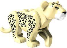 Pogo Figurka Leopard 8cm