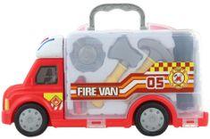 Lamps Auto vatrogasno vozilo s dodacima na baterije