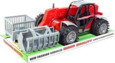 ICOM Traktor s radlicí na setrvačník 36 cm