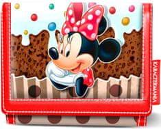 KARACTERMANIA Dětská peněženka Minnie Mouse Muffin