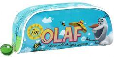 Safta Penál / pouzdro / cestovní taštička Frozen Ledové království Olaf