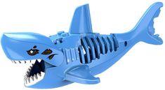 Pogo Figurka Zombie žralok / Ghost shark - Piráti z Karibiku 12cm modrý