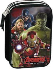 PERONA Třípatrový penál Avengers II plný
