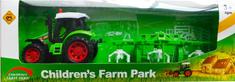 ICOM Traktor s rozmetačem 31 cm