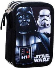 PERONA Třípatrový penál Star Wars Darth Vader plný