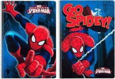 Safta Sešit A4 Spiderman Jump čtverečkovaný 80 listů