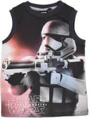 Sun City Dětské tílko Star Wars Stormtrooper bavlna šedé Velikost: 104 (4 roky)