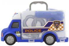 Lamps Auto polícia s doplnkami na batérie