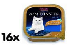 Animonda mokra karma dla kota - Pasztet MARE kurczak, owoce morza dla kotów 16x100