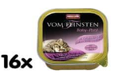 Animonda pašteta za mačiće Baby Paté , 16 x 100 g