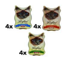 Animonda Paštiky Raffiné Petit Mix 12 x 85 g