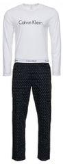 Calvin Klein pánske pyžamo NM1603E L/S PANT SET