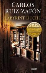 Zafón Carlos Ruiz: Labyrint duchů