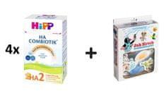 HiPP HA 2 BIO Combiotik - 4×500g