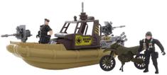 Lamps Katonai készlet hajóval