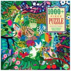 eeBoo Puzzle Nádherná zahrada 1000 dílků