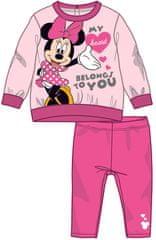 Disney by Arnetta 46942 Minnie Mouse dekliški komplet trenirke