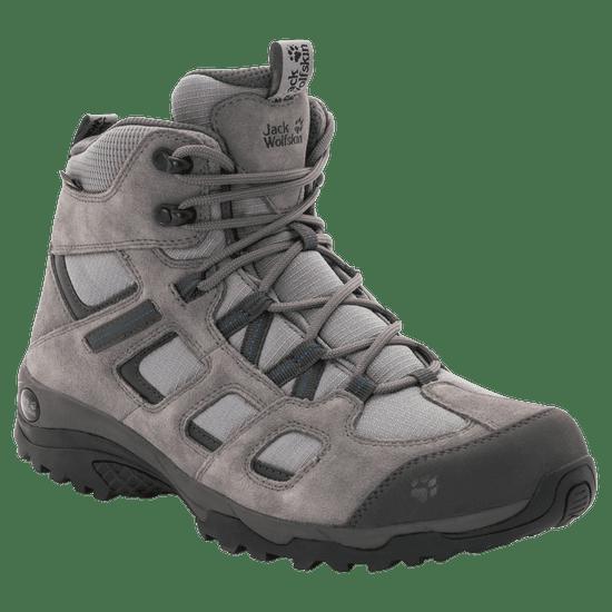 Jack Wolfskin Vojo Hike 2 Texapore Mid M Tarmac Grey 40,5