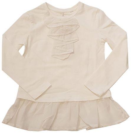 North Pole dekliška bluza, bela, za 3 leta