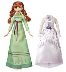 Disney Frozen 2 Bábika Anna s extra šatmi