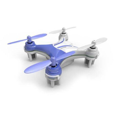 Silverlit mini dron NanoXCopter - modrý