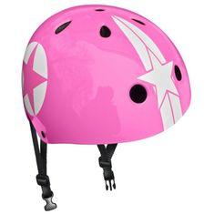 Stamp Ochranná helma Pink Star