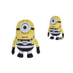 Cdiscount plyšová hračka Despicable Me 3 - Minion Carl