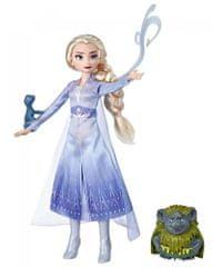 Disney Frozen 2 Panenka Elsa s kamarádem
