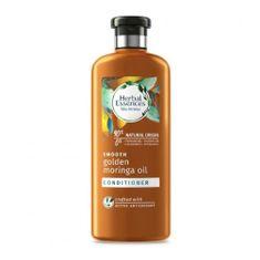 Herbal Essences Smooth sredstvo za lase in Smooth Gold in moringo (Conditioner) 360 ml