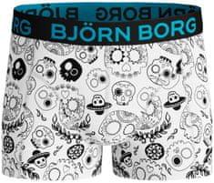 Björn Borg chlapčenské boxerky Dia de Muertos