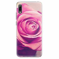 iSaprio Plastový kryt - Pink Rose - Huawei Y6 2019