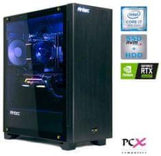 PCX EXIES gaming namizni računalnik (PCX EXIES E1S)